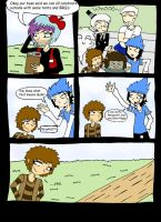 Mordecai and Rigby's Night Page 9 by vaness96