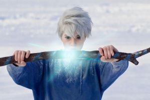 Jack Frost - Frost Magic by Gwan-chan