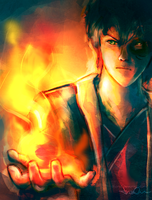 Zuko by chanso