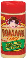 Romano has been grated. by BlazingRose