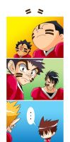 Eyeshield 21: 4coma-1 by Bayou-Kun