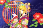 Oiran- completed version by NighThingale