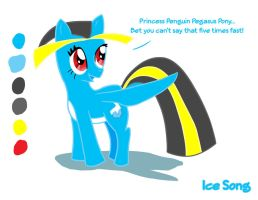 Ice Song by TRice01