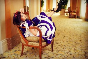 What's A Girl To Do? by Antiquity-Dreams