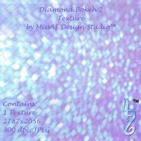 Diamond Bokeh Texture 2 by MissAFDesignStudio