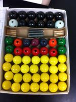 Symmetrically Colorful Balls by GeekInDisguise