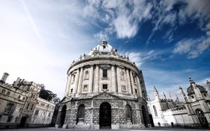 Radcliffe Camera by rh89