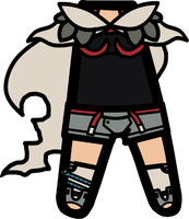 Walfas commission - ORAS Zinnia outfit (X4) by Rumiflan