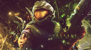 Noble Six by echosoflife