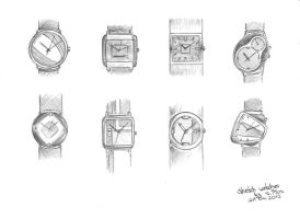 Sketch Watches by MoS93