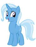 The Cute and Adorable Trixie by kuren247