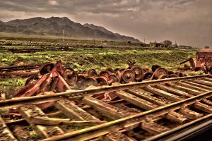 The Railway workers 2 .. by musi1