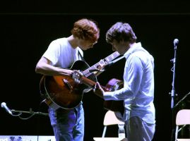 Kings of Convenience by queennight