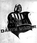 Darth Vader by Kath-the-shadow