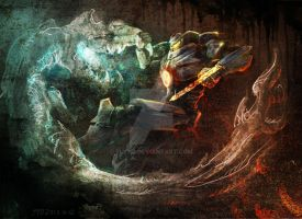 Pacific Rim-Gipsy Danger by flyYZ