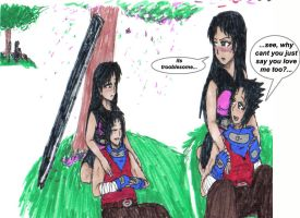 Juuruki relaxing date by 1amm1