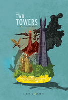 The Two Towers by FireCouch