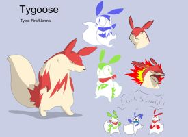 Tygeese :D by MasaBear