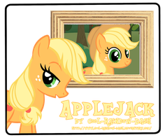 Applejack by Cool-Rainbow-Dash