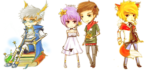 CHEEBS by fwosh