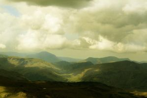 View from Helvellyn by jynto