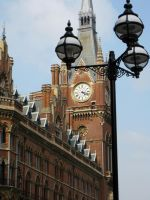Saint Pancras by KaliPhantom