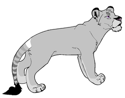 Lioness Adopt 1 by Wild-Animal-Reserve