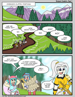 DUNGEON CRALWERS, Page 1 by AbeSedecim