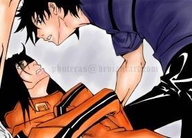 Air Gear - Ikki x Agito by MOVOLLA
