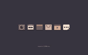 6 icons by creatiVe5