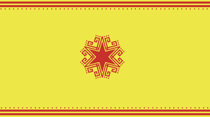 Flag of Takasago - Taiwan by zalezsky