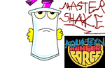 ATHF fanart: Master Shake by SuperSonicBleachAlc