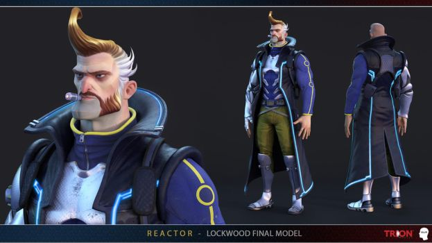 ATLAS REACTOR - LOCKWOOD by mabdelfatah