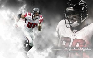 Tony Gonzalez wallpaper by Culyu