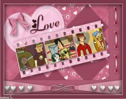 Total Drama Couples - Love by WG2020TV