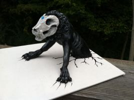 Skeletal Beast For Sale on Etsy CHEAP by starwolf303