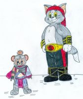 HJ - Tom and Jerry Kids by Jose-Ramiro