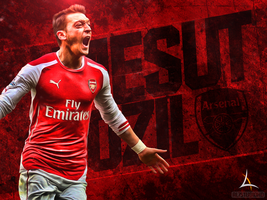 Mesut Ozil Wallpaper by aminos16