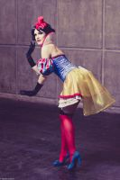 Pin-up style by LuceCosplay