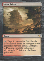 Altered Arid Mesa by Rolzor