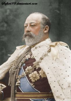 King Edward VII by MemoriesOfTime97