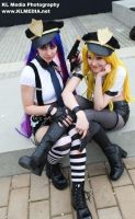 Anarchy Sisters by Emmaliene
