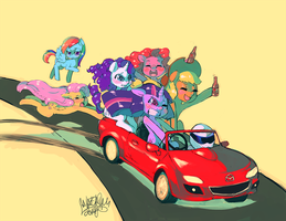 [MLP] Joy Ride by Hae-Hyun
