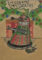 Hope your Christmas is.. dalektable. by uhtalia