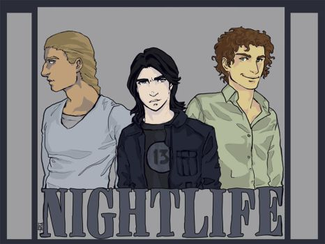 Nightlife Crew by RecoveringZombie