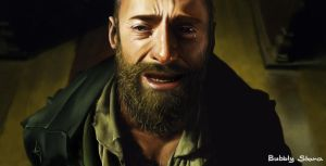 Hugh Jackman as Jean Valjean in Les Miserables by ShanaGourmet