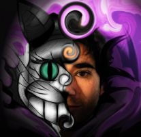 Me_the_Cheshire_cat by Othersign