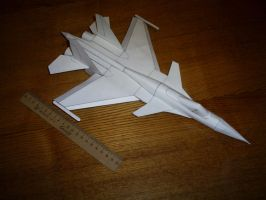 Paper Flanker by IronHawk711