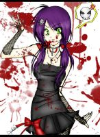 Blood sweety blood by Lulutton