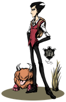 Don't starve Wilson by propimol